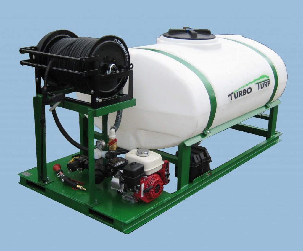 300 Gallon Watering Unit.