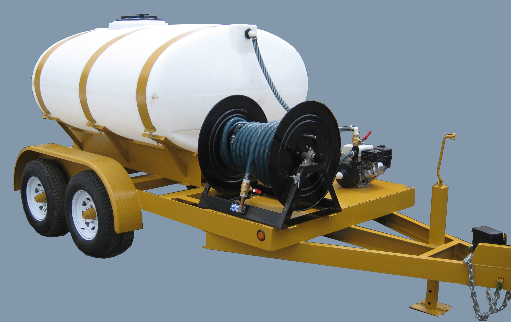 Water Trailers | Turbo Turf Watering Units